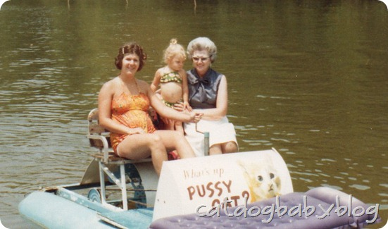 1978-08 Karen, Julie, Dot