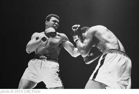 'Muhammad Ali vs. Ernie Terrell, Houston Astrodome, Houston, TX, 1967' photo (c) 2010, Cliff - license: http://creativecommons.org/licenses/by/2.0/
