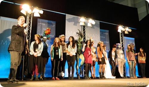 IMATS Sydney 2012 - Beauty Fantasty - Wild Kingdom - All Stage