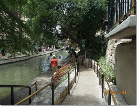 San Antonio and RIVERWALK 020