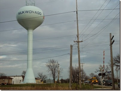131 Mukwonago - North Water Tower
