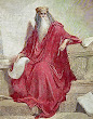 King Solomon After Dore