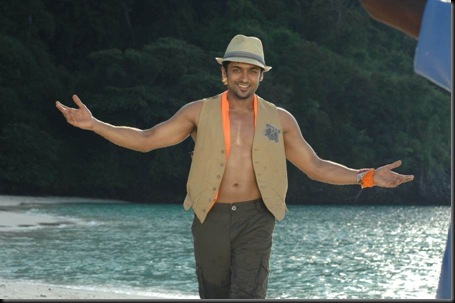 1surya 7am arivu latest stills