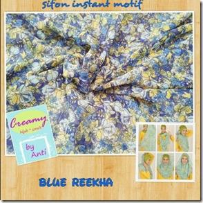 BLUE REEKHA