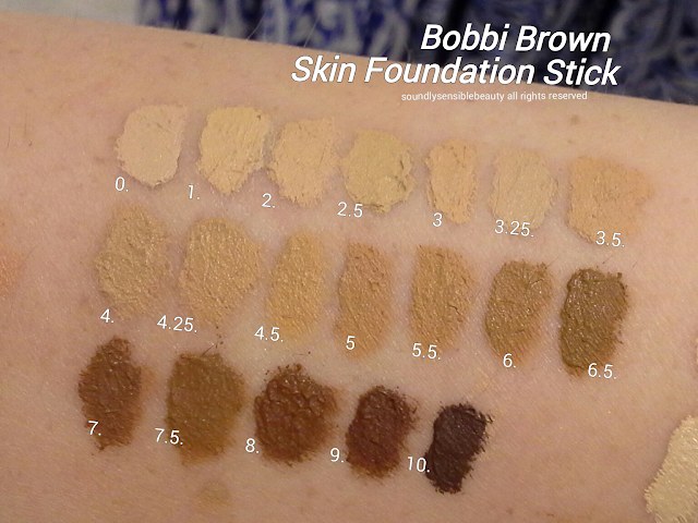 Bobbi Brown Skin Foundation Stick Review