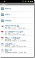 DropBox for Android - PC Supporter