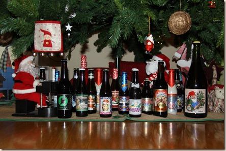 Xmas Beers 2011