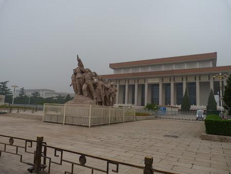 Obiective turistice Beijing: mausoleul lui Mao