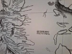 Detalhe 2 de obra de Map de Qiu Zhigie_Bienal de São Paulo_ML2014