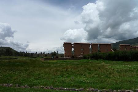 Imagini Peru: Racchi