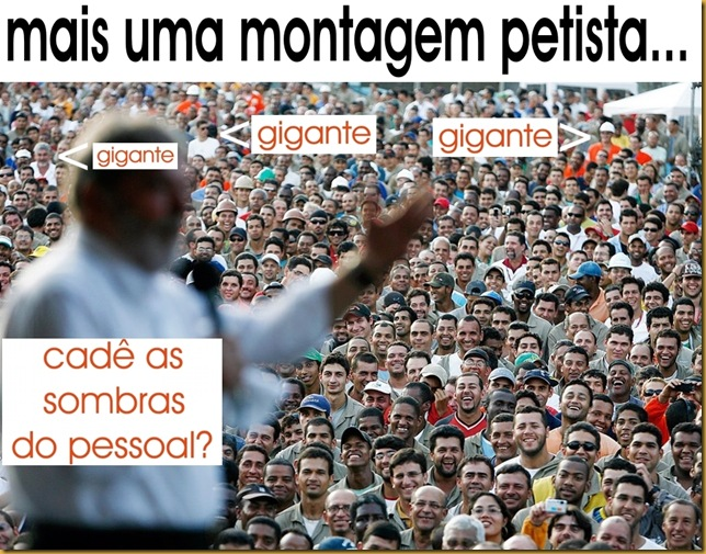 A classe media do Lula