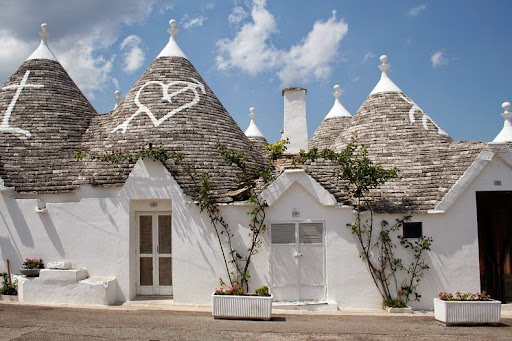 The Trulli Houses of Alberobello | Amusing Planet