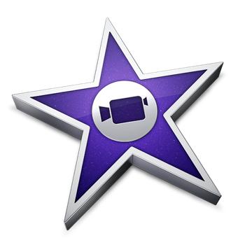 Imovie 10 logo