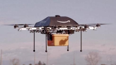 Drone da Amazon