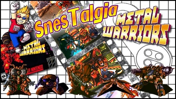 snestalgia-metal-warrior-capa
