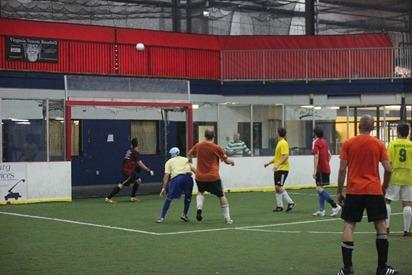 Soccer Game - 08