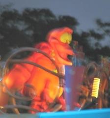 Disney trip movers shakers shrimp little mermaid