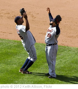 'Jose Valverde, Prince Fielder' photo (c) 2012, Keith Allison - license: http://creativecommons.org/licenses/by-sa/2.0/
