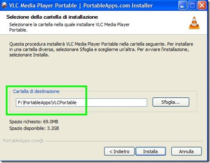 Installare i programmi portatili nella chiavetta USB