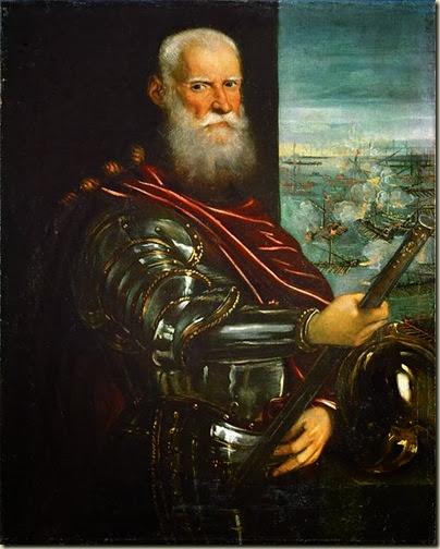 Jacopo Tintoretto, Sebastiano Venier