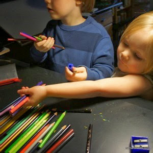 sharpening colored pencils (1)