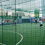 soccer field shibuya in Shibuya, Tokyo, Japan
