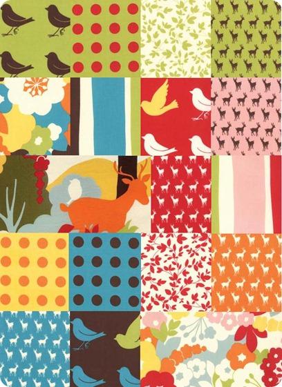 Oh deer fabrics