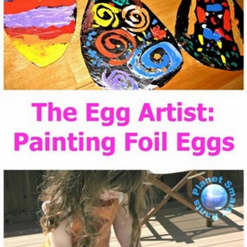 An Egg Artist