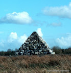 Boora Pyramid by Eileen MacDonagh