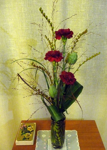 014 Blomsterbukett Daniel Grankvist
