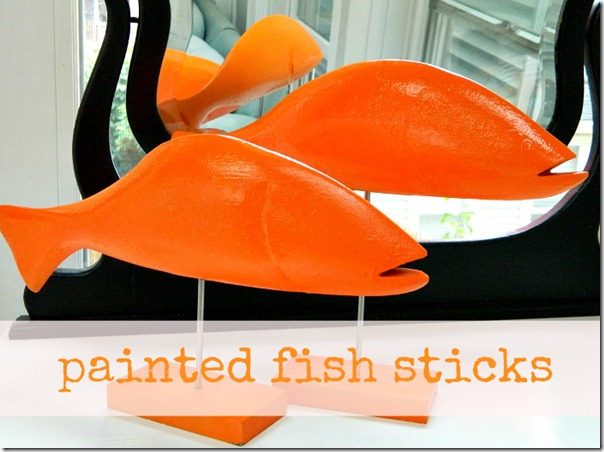fish_on_sticks_painted_orange_labeled