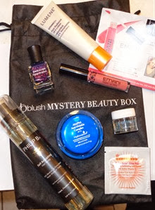 Blush Mystery Monthly Beauty Box