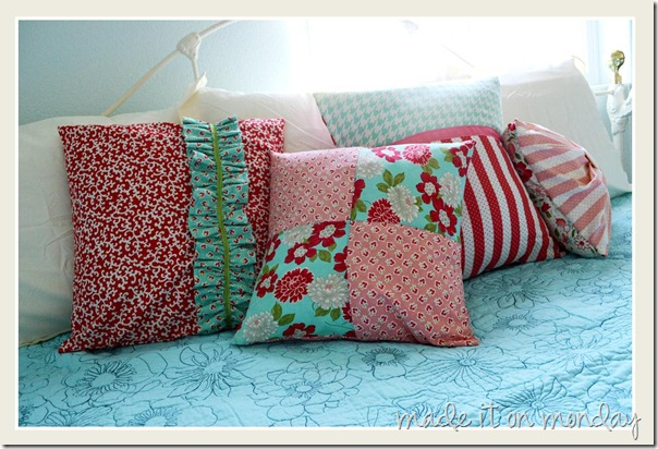 Coordinated Throw Pillows 2