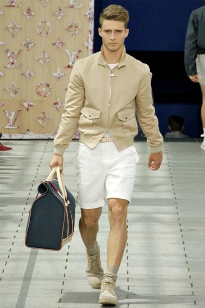 Paris Fashion Week Primavera 2012 - Louis Vuitton