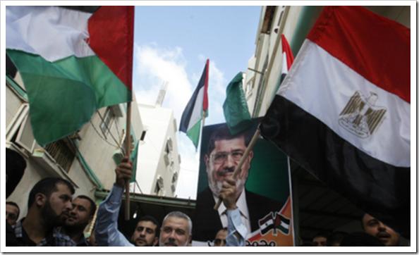 Primeiro Ministro de Gaza, Ismail Haniyeh,