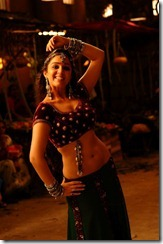 charmi_hot dance_hot navel show