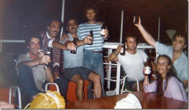 grecia agosto 1984