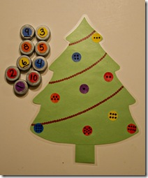 Learning Numbers Tree