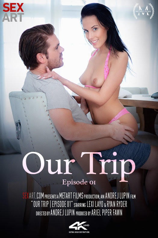 cover_06891133 [Sexart] Lexi Layo & Ryan Ryder - Our Trip, Episode 1