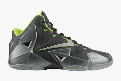 nike lebron 11 gr dunkman 3 01 Release Reminder: Nike LeBron 11 Mica Green Dunkman