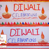 Diwali Celebrations @ Santosh Nagar Girls Branch