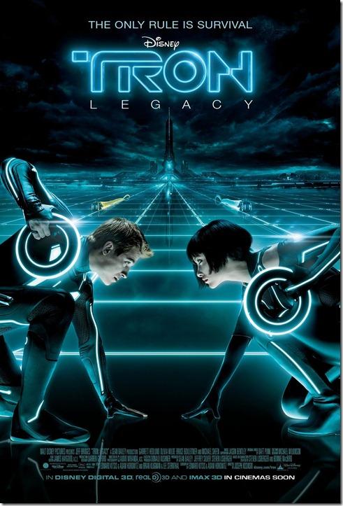 Tron Legacy ทรอน รีเจนซี่ ล่าข้ามโลก [HD Master]