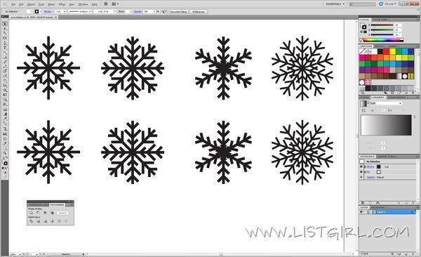 listgirl_snowflakes