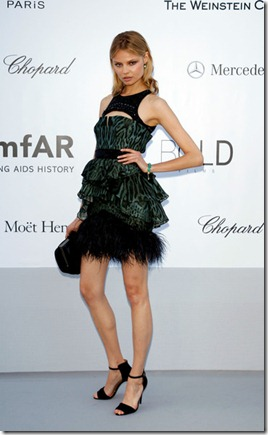 Magdalena Frackowiak 2012 amfAR Cinema Against y7RrgY3zTkrl