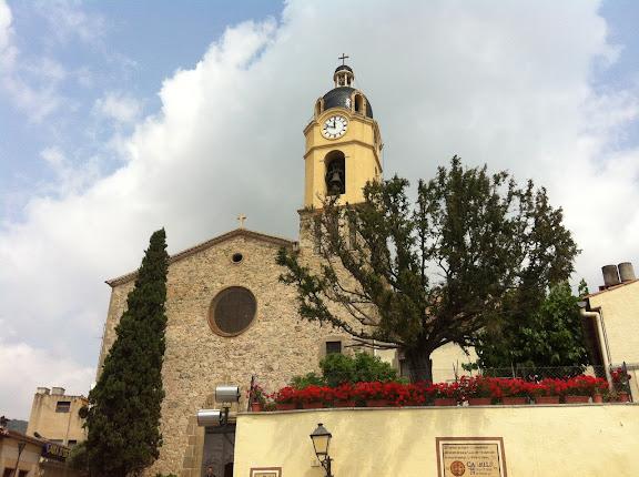 Església de la Santa Creu de Cabrils