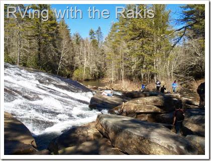 Land of 10,000 Waterfalls - Amazing waterfalls, hikes and nature in the Appalachian mountains - North Carolina, South Carolina, Georgia