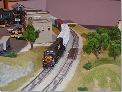 38 Overland Western Lines at TrainTime 2003 6