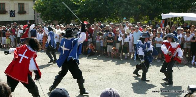 musketeer duel