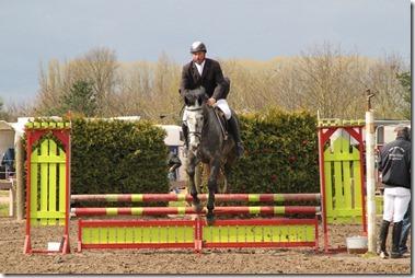 馬術のジャンプ競技