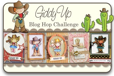 Giddy Up Blog Hop Challenge